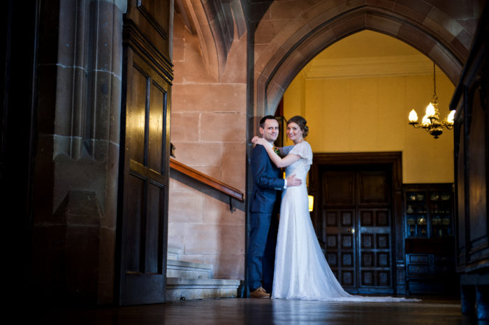 Shrewsbury Wedding Photographer | Adcote Hall Wedding | Mr & Mrs Stinton