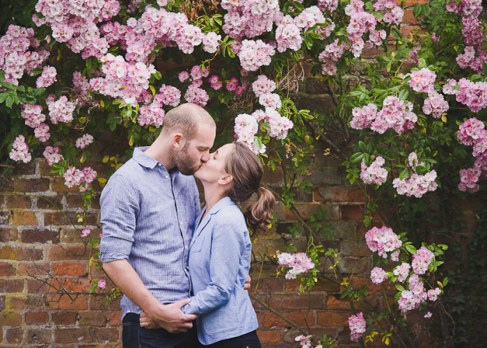 Delbury Hall | Engagement Shoots