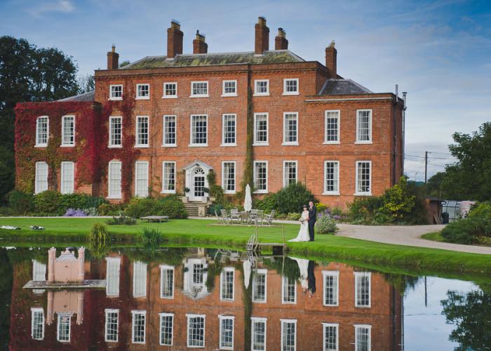 Delbury Hall - The Coach House | Shropshire Wedding