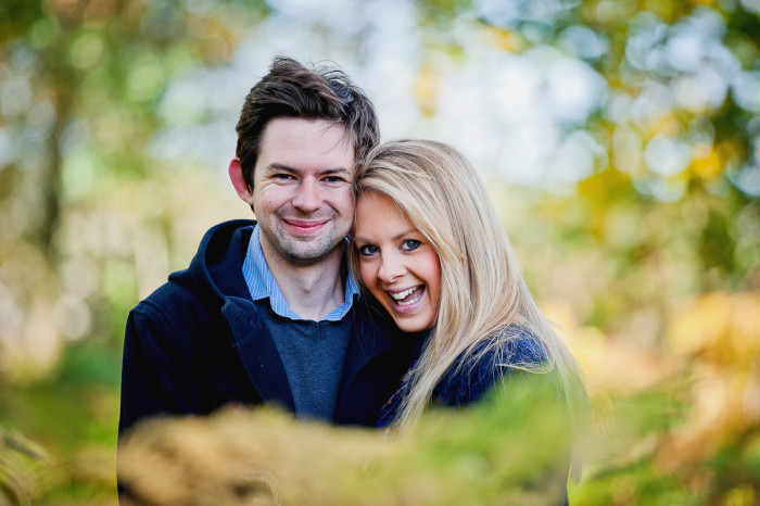 Shropshire Wedding Photographer |  Leane and Jonathan engagement shoot