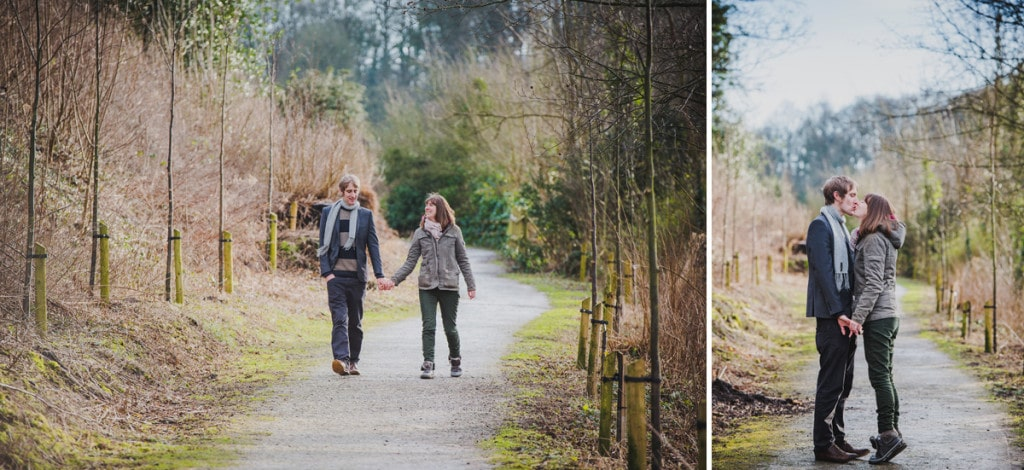 Ludlow engagement shoot
