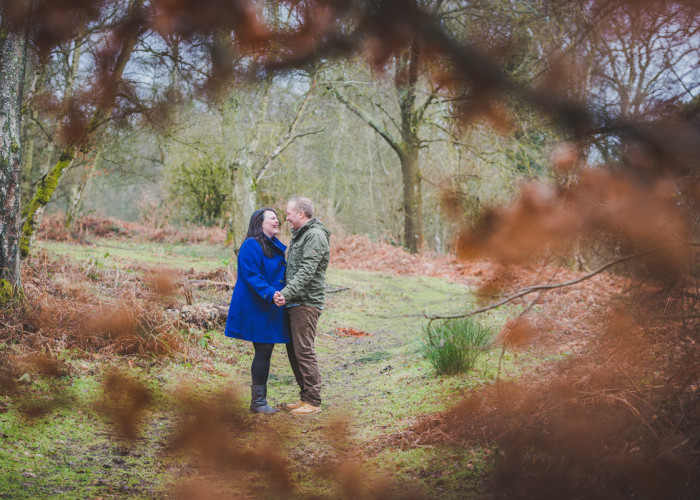 Richard Castle Pre Wed Shoot | Becky & Wayne Shropshire Pre Shoot