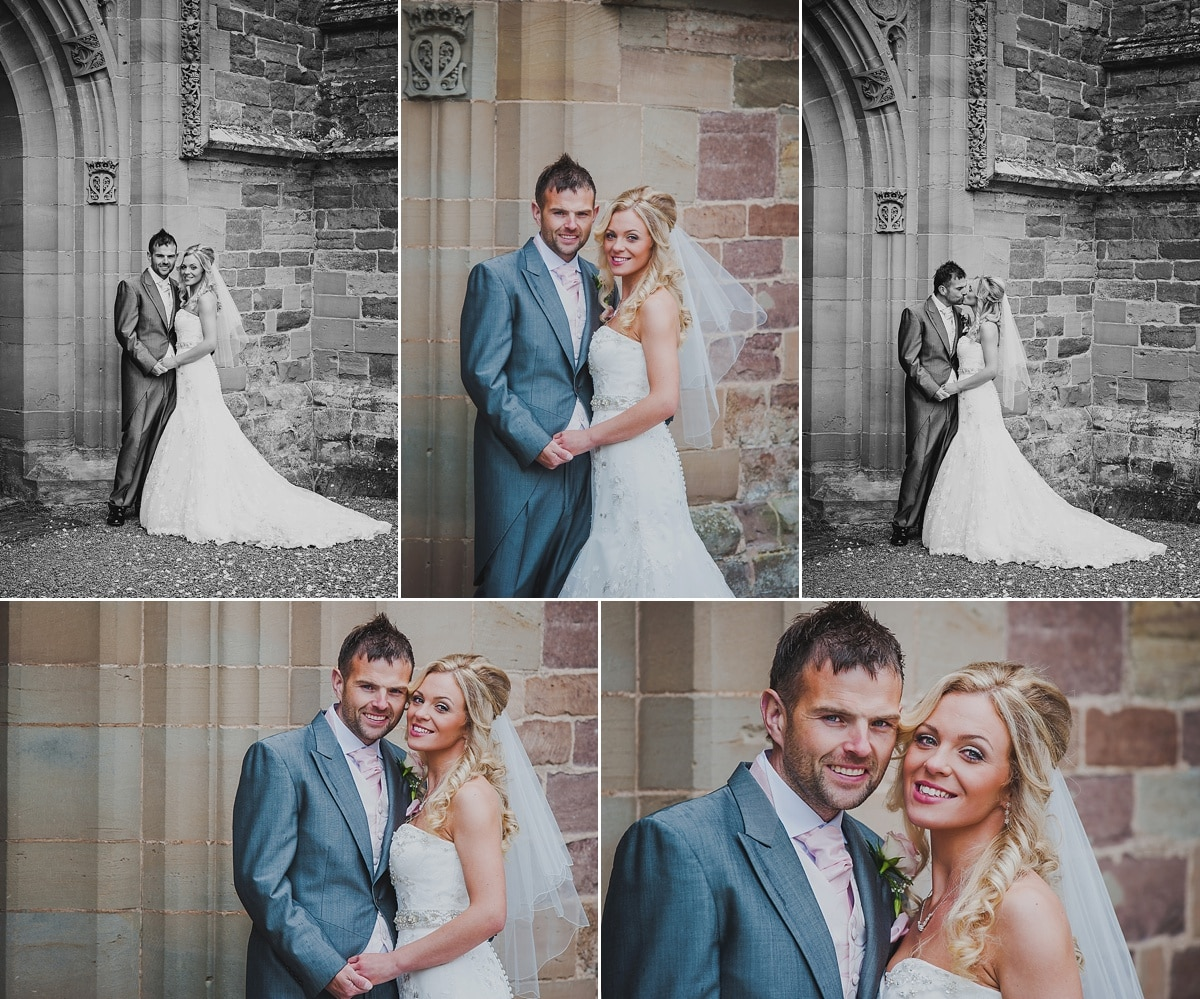 The Salwey Arms Wedding