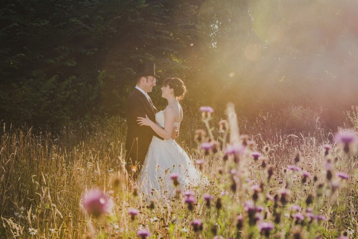 Home Wedding in Shropshire Ruth and Adam