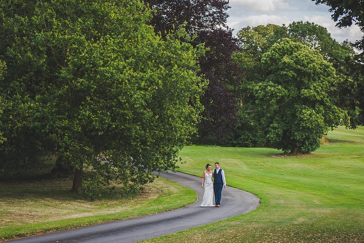 Burton Court Wedding