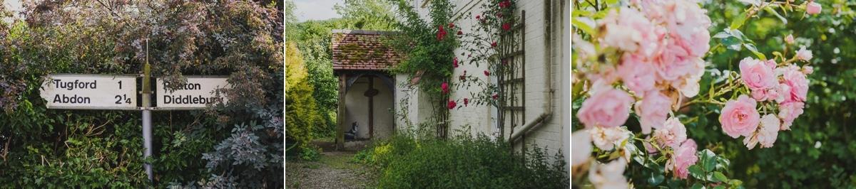 Home Wedding in Shropshire_0003