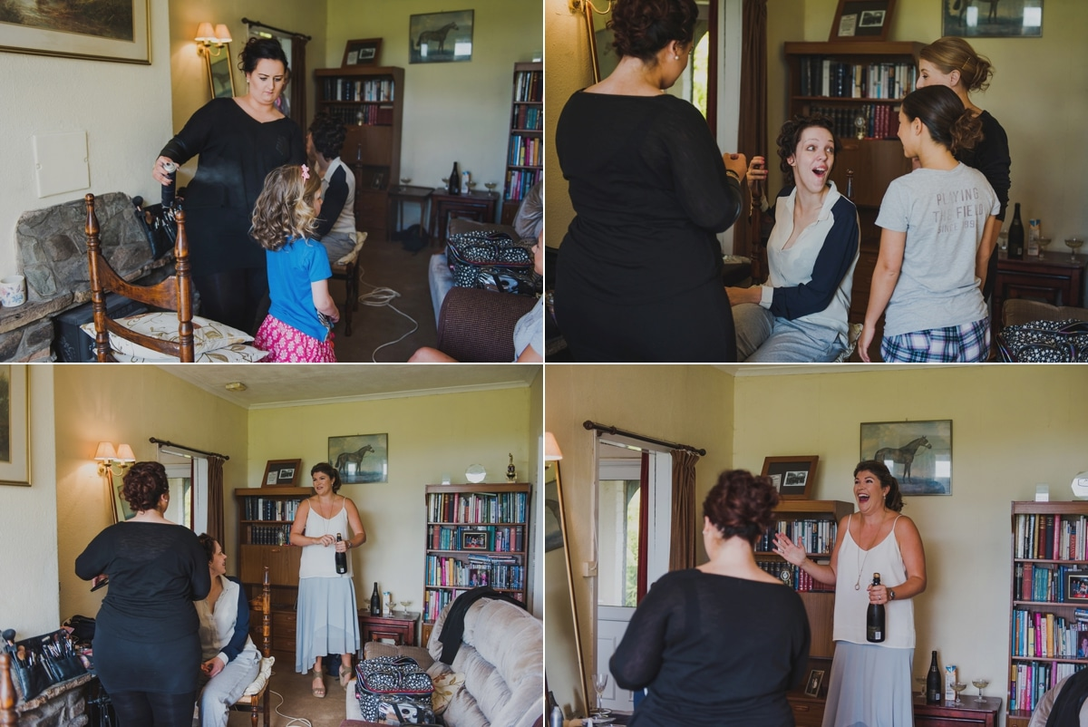 Home Wedding in Shropshire_0011