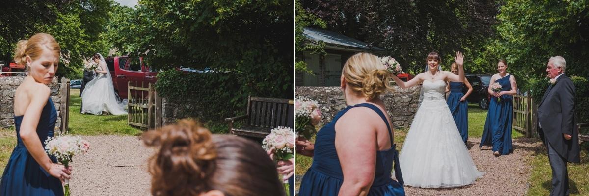 Home Wedding in Shropshire_0029