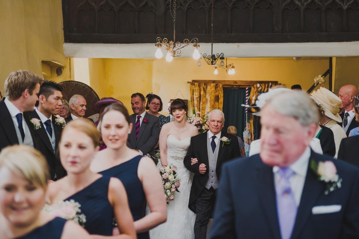 Home Wedding in Shropshire_0036