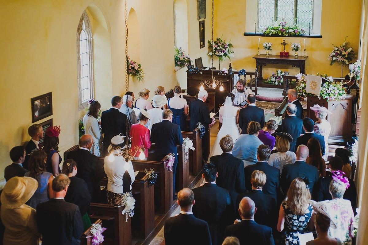 Home Wedding in Shropshire_0038