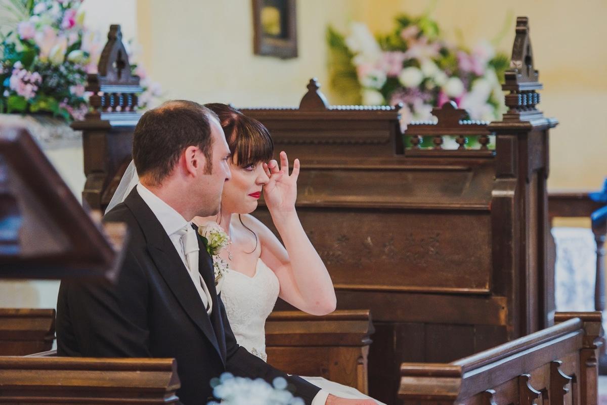 Home Wedding in Shropshire_0042