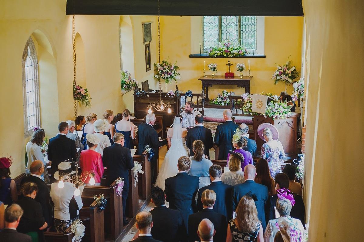 Home Wedding in Shropshire_0045