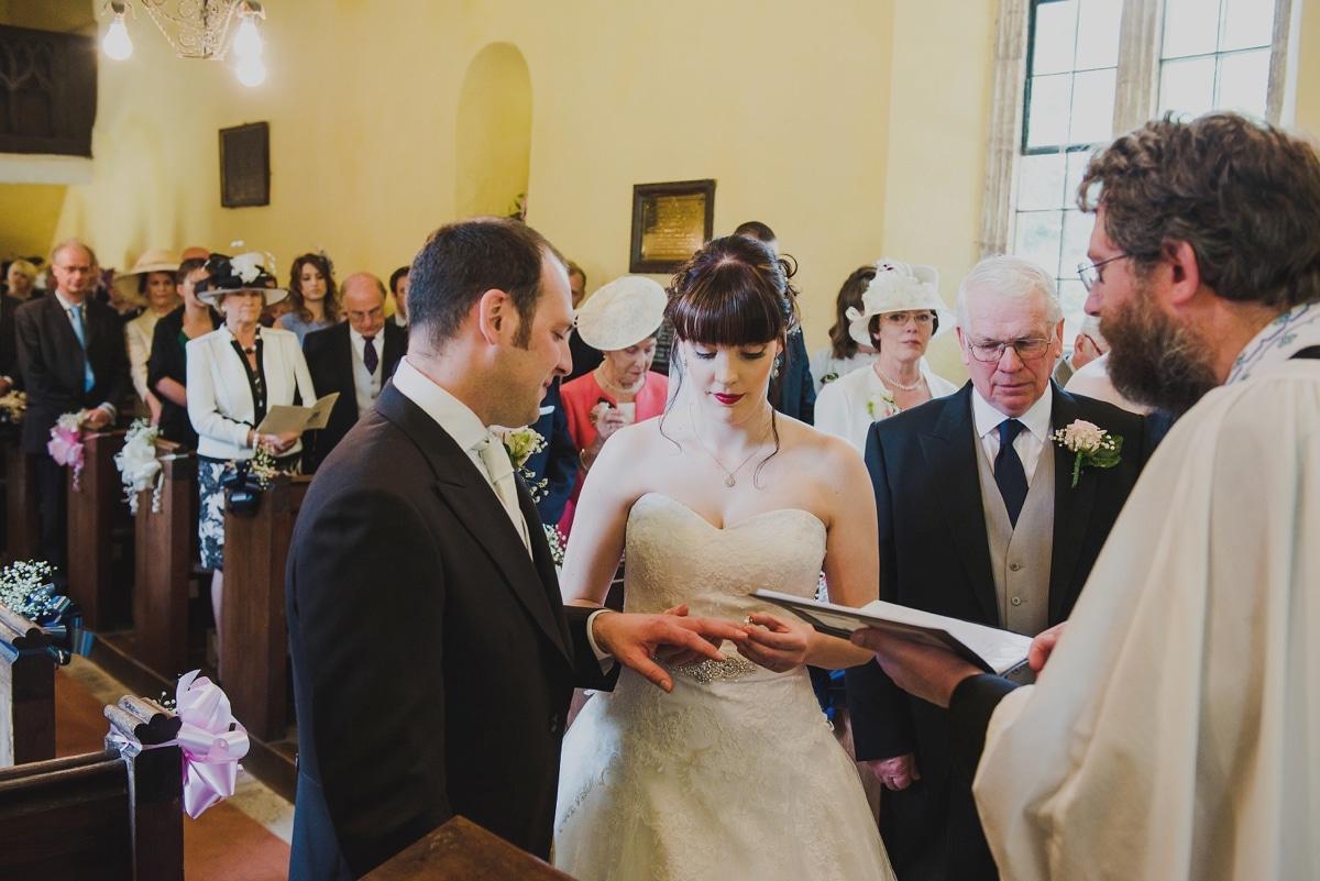 Home Wedding in Shropshire_0051
