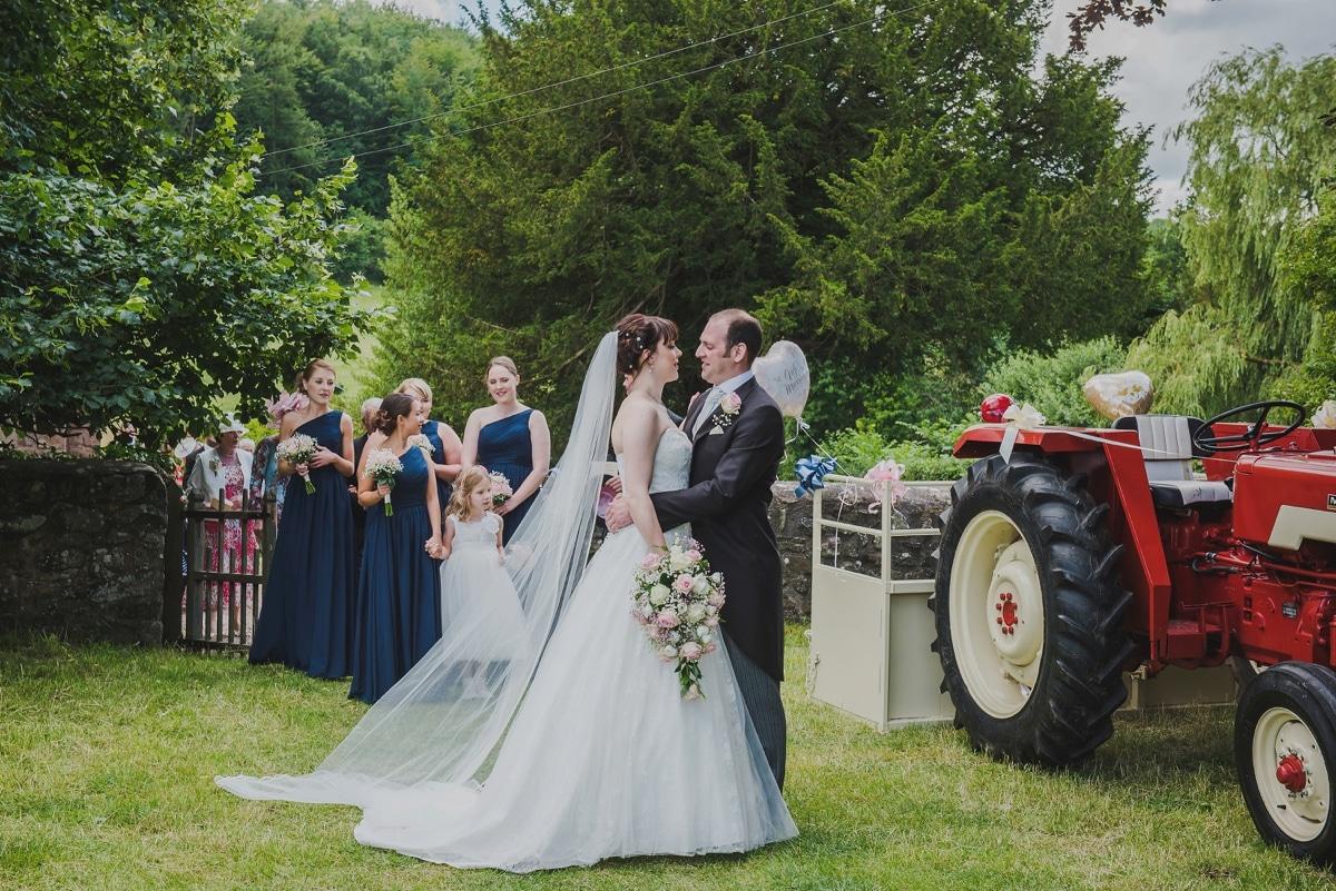 Home Wedding in Shropshire_0057