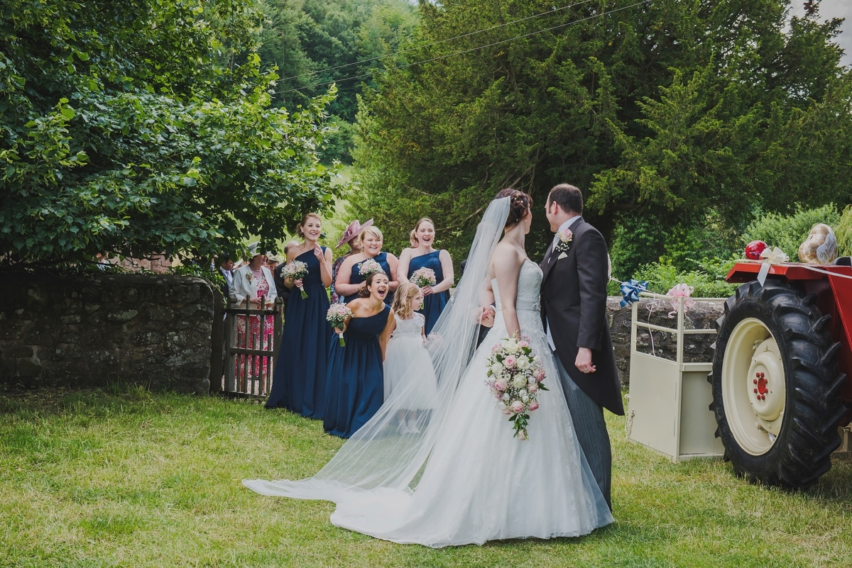 Home Wedding in Shropshire_0058