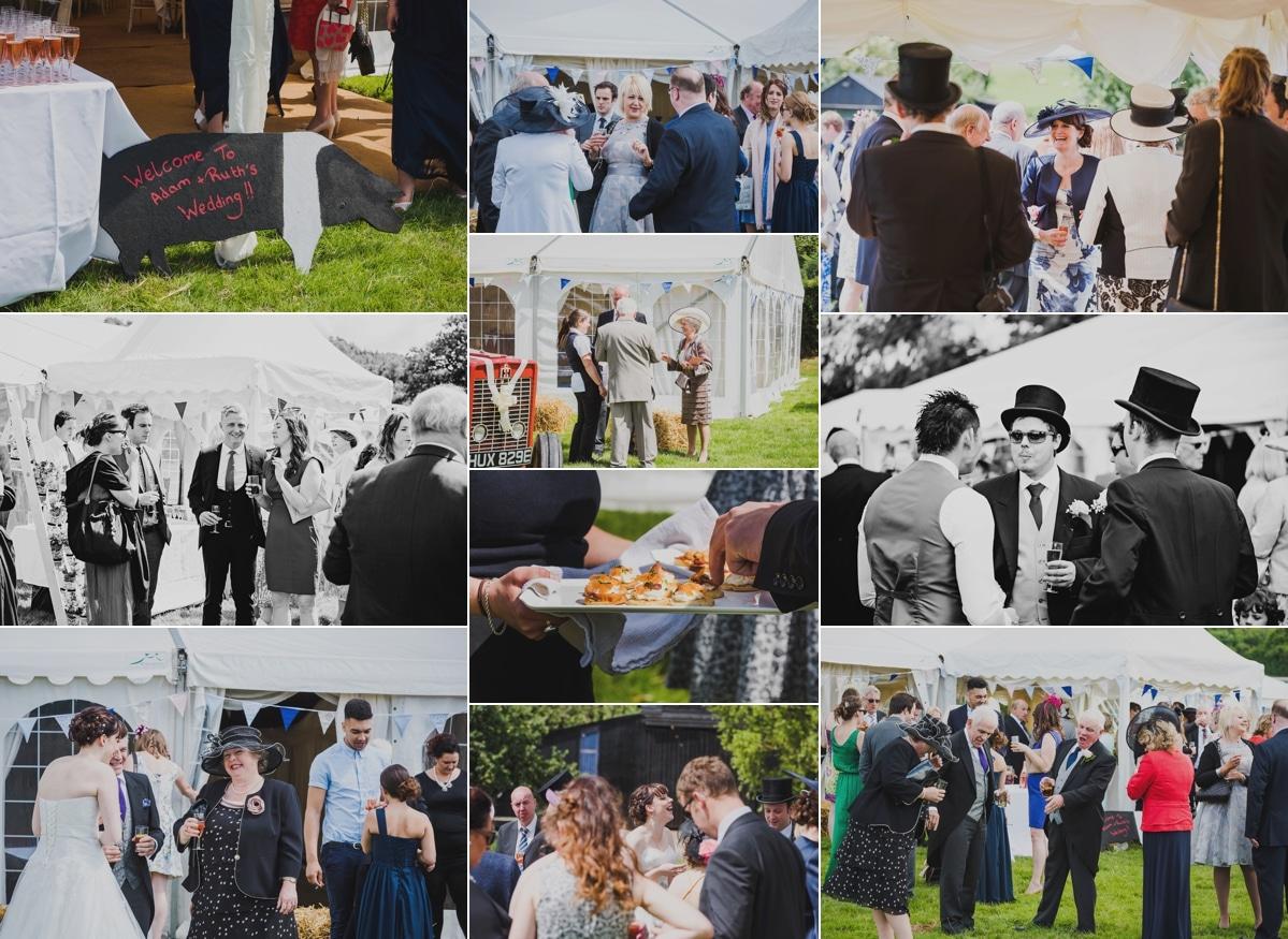 Home Wedding in Shropshire_0078
