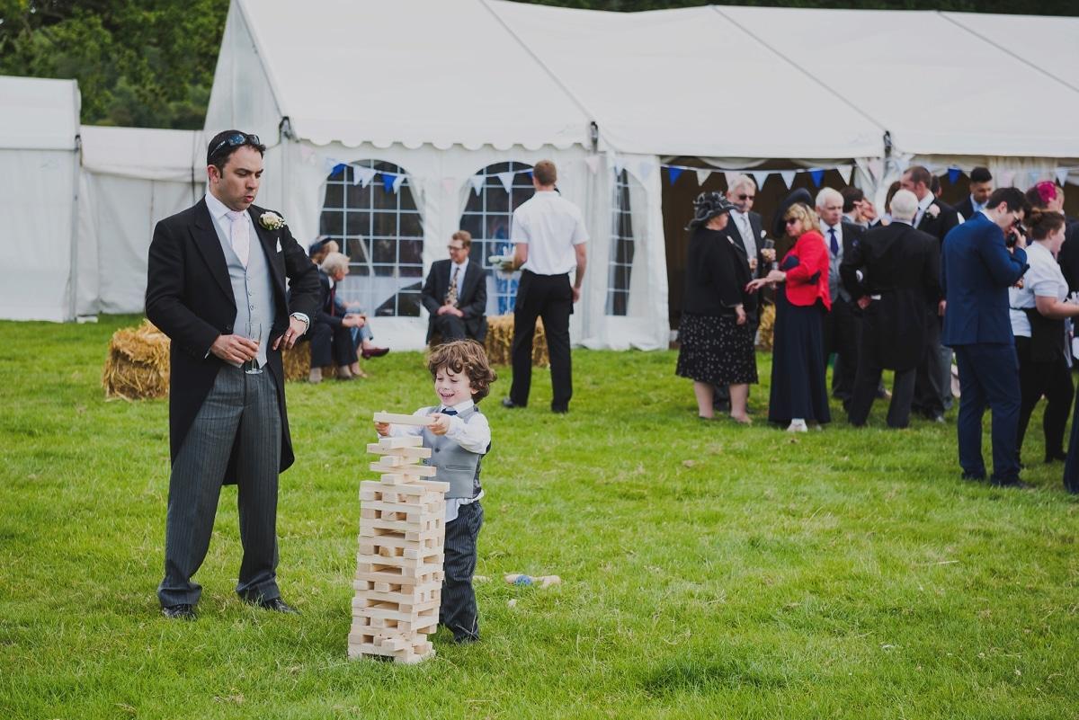Home Wedding in Shropshire_0080