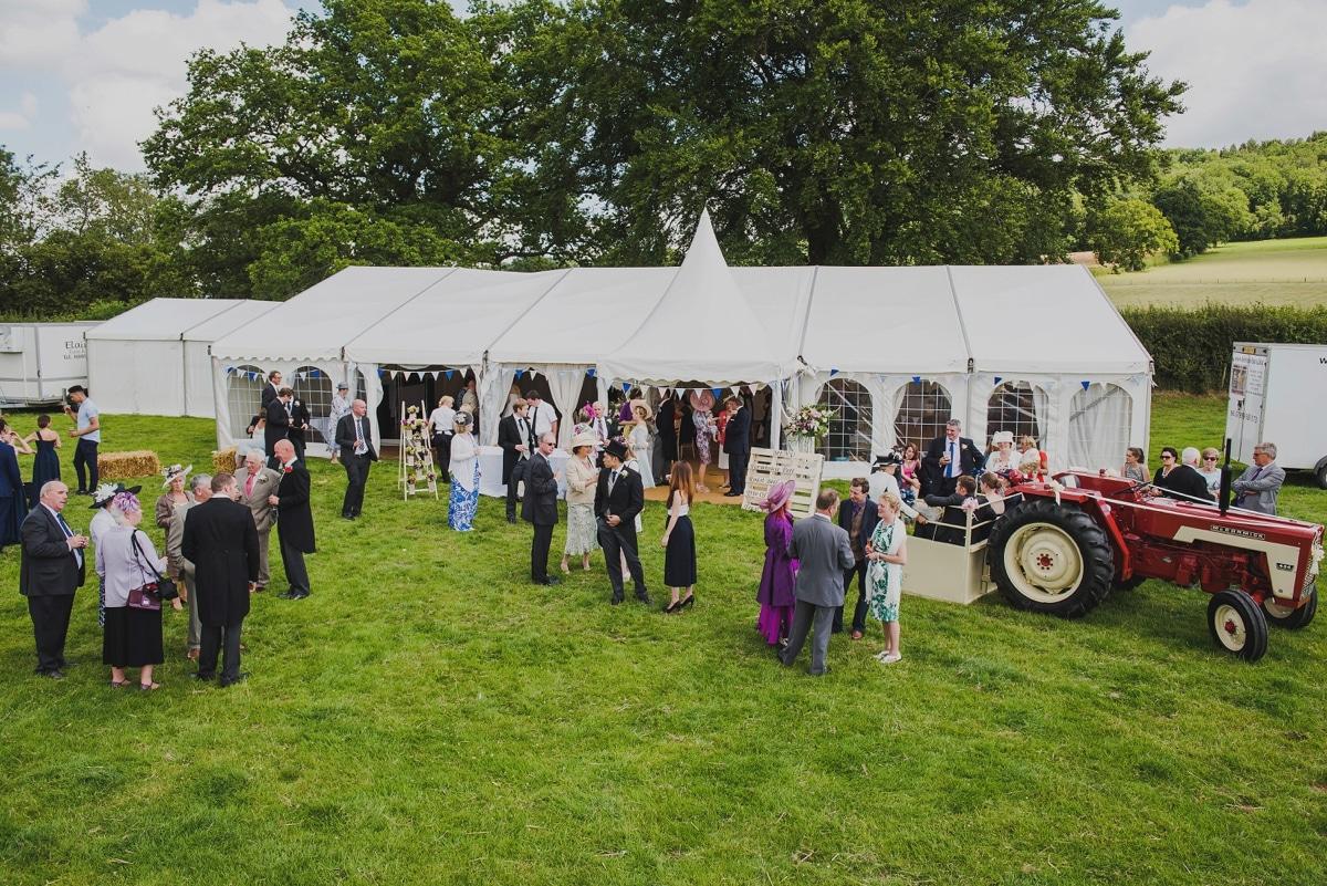 Home Wedding in Shropshire_0081