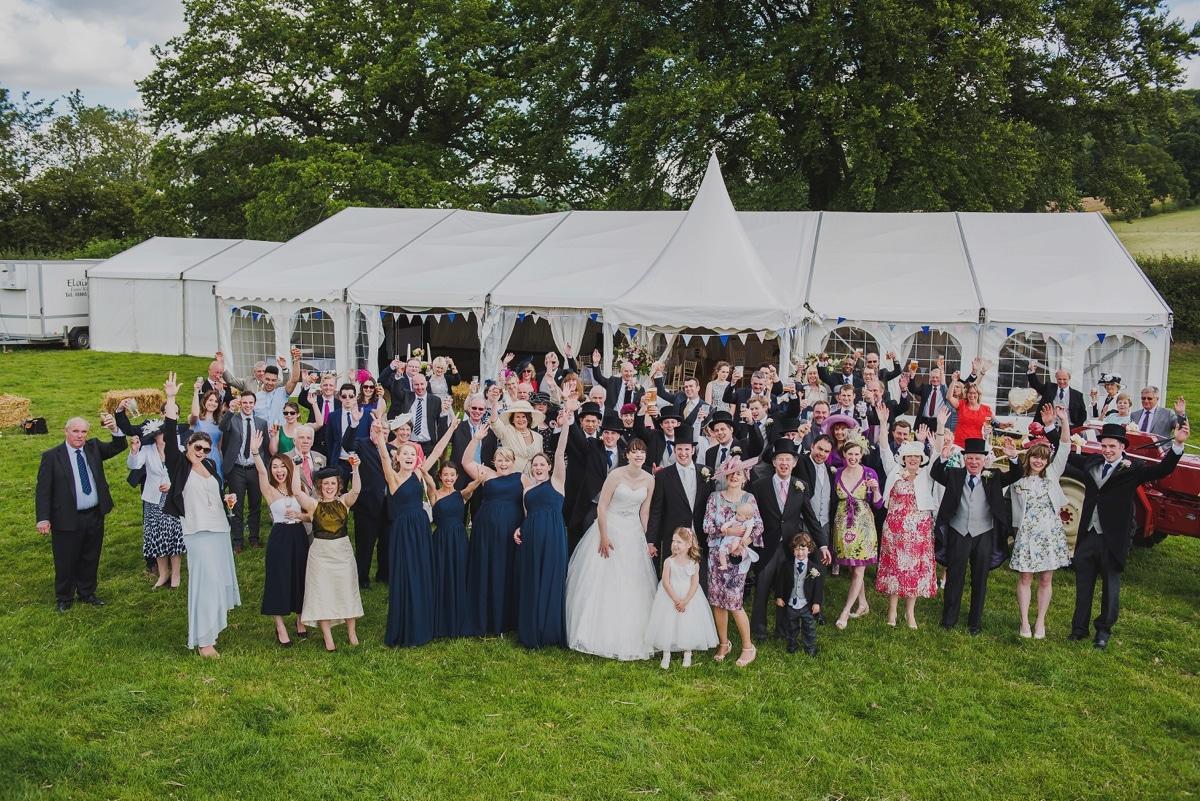 Home Wedding in Shropshire_0082
