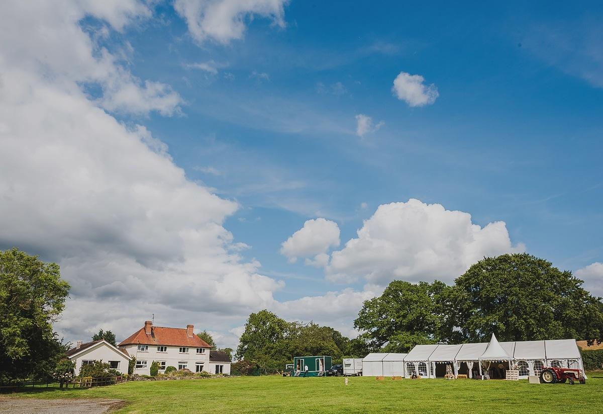 Home Wedding in Shropshire_0093