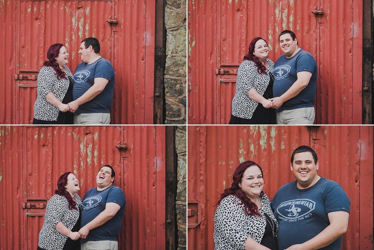 Shrewsbury Engagement shoot