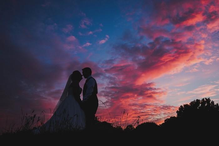 Delbury Hall wedding photographer | Chrissie & Tim