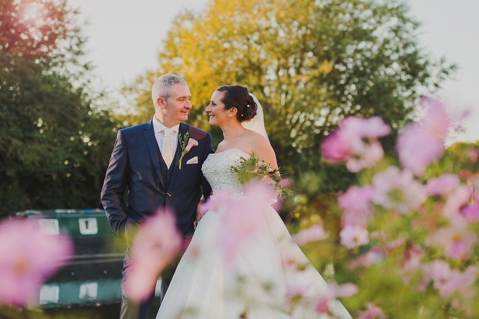 The Moat House Acton Trussell Wedding | Katie & Richard