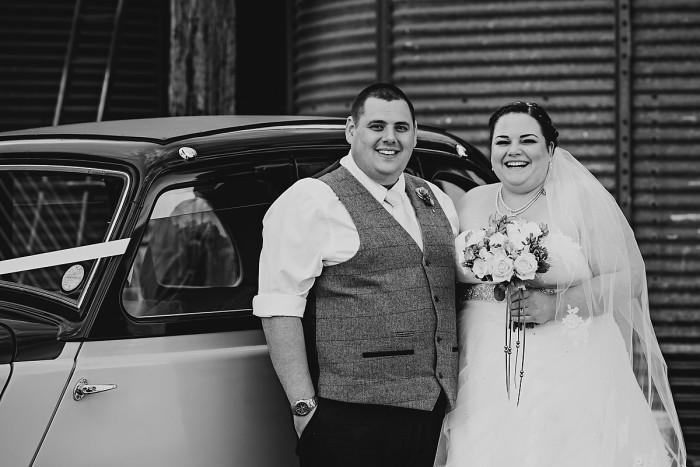 Family Farm Wedding Day in Shropshire | Kirsty & Richard