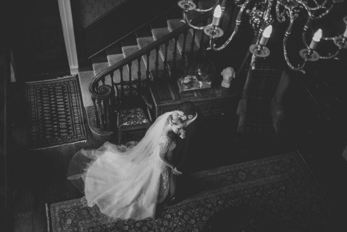 Barn wedding in Shropshire | Claire & Bal
