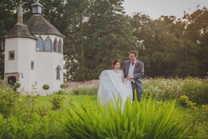 Homme House Wedding | Katherine & Stephen