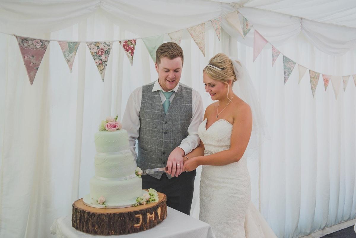Salwey Arms wedding