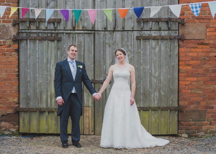 Shifnal wedding Photographer    Samantha & Mark