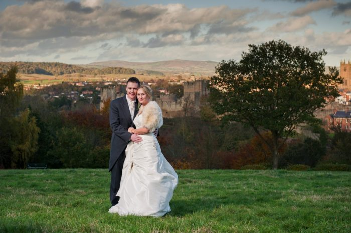 Fishmore Hall Wedding Photographer |  Mr & Mrs Didlick