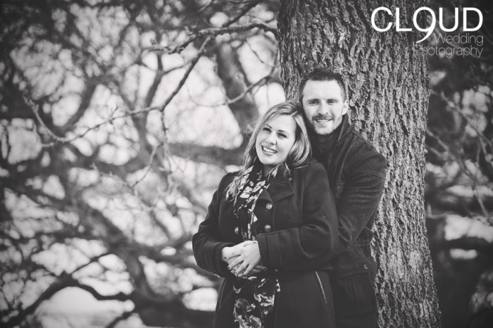 Cardington Wedding Photographer | Hannah and Wayne's engagement shoot
