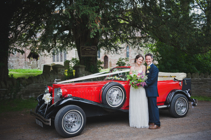 Herefordshire Wedding Photographer | Hannah and Joe
