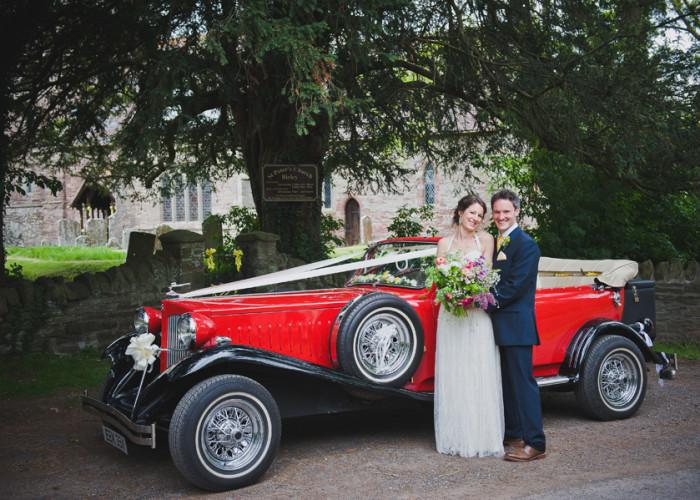 Herefordshire Wedding Photographer   Hannah and Joe