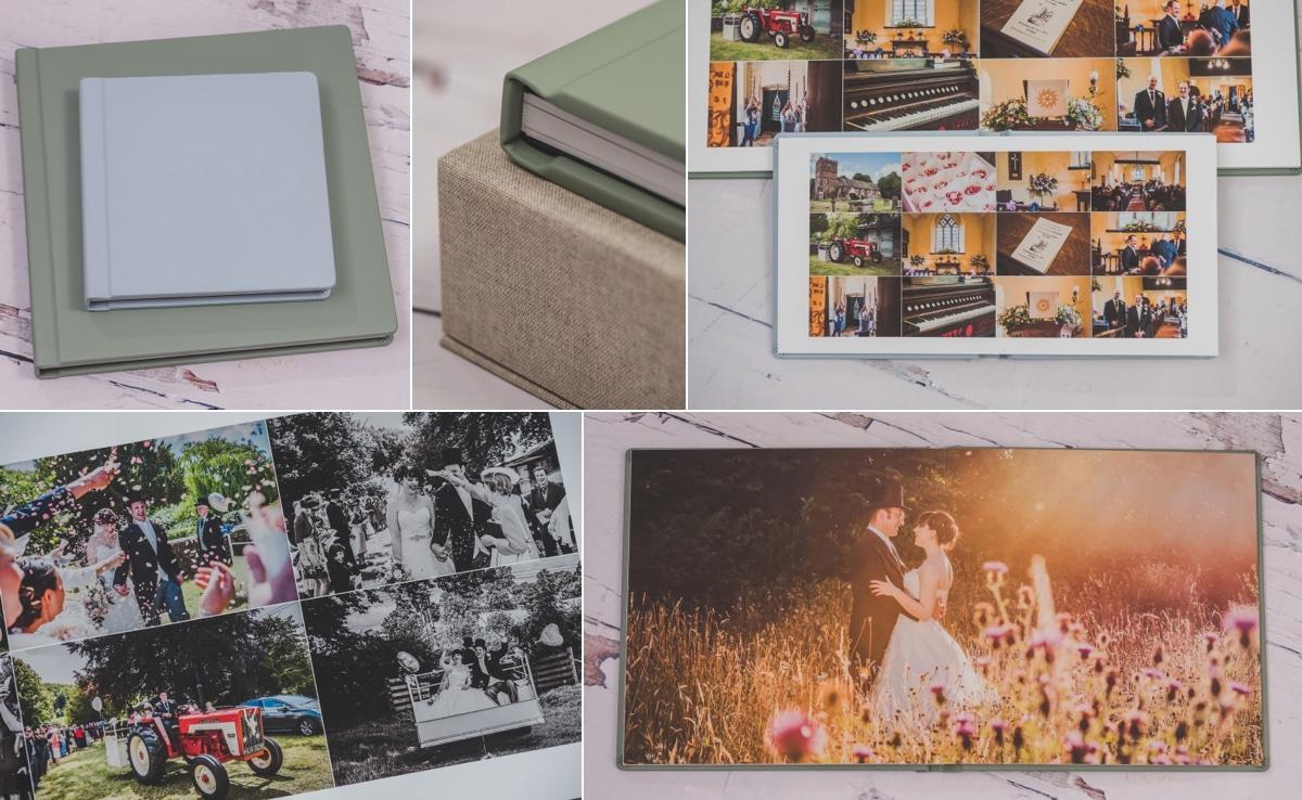 Wedding Albums Cloud9 Wedding Photography