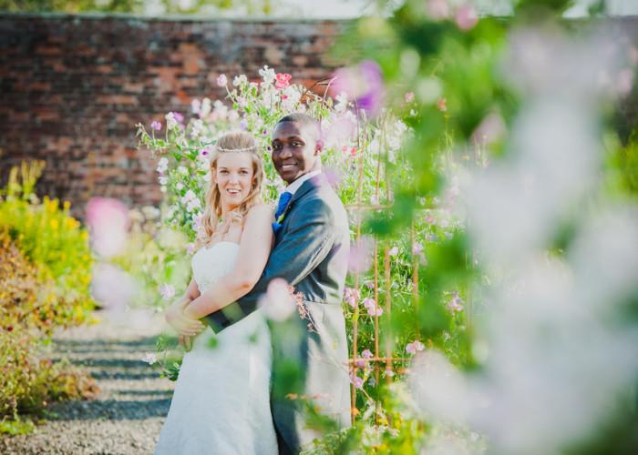 Delbury Hall | Claire and Luckson Wedding