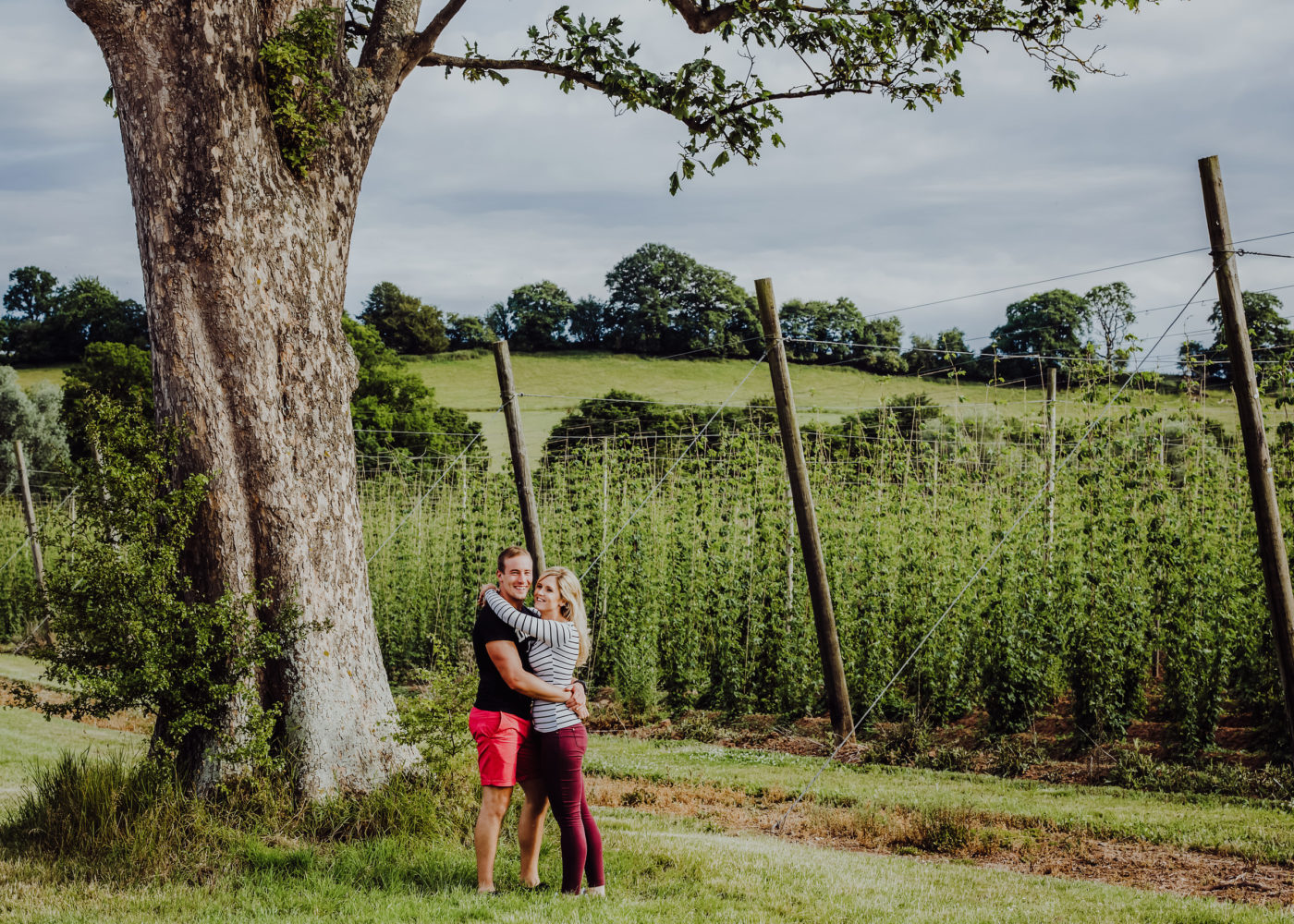 Abbi & Stuart Engagement Shoot | Wedding Photographer Worcestershire