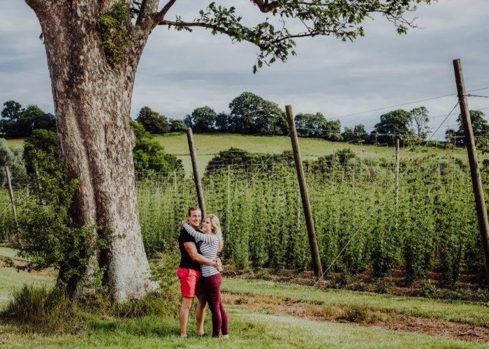 Abbi & Stuart Engagement Shoot | Wedding Photographer Worcestershire