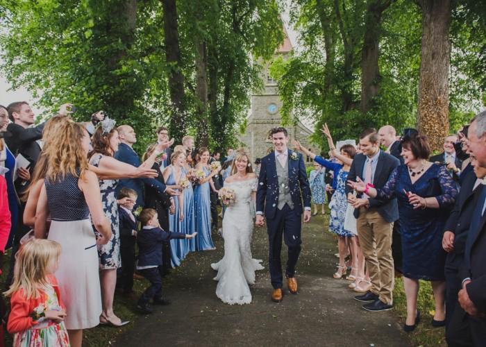 Farm Wedding | Hannah & James Berriew Wedding