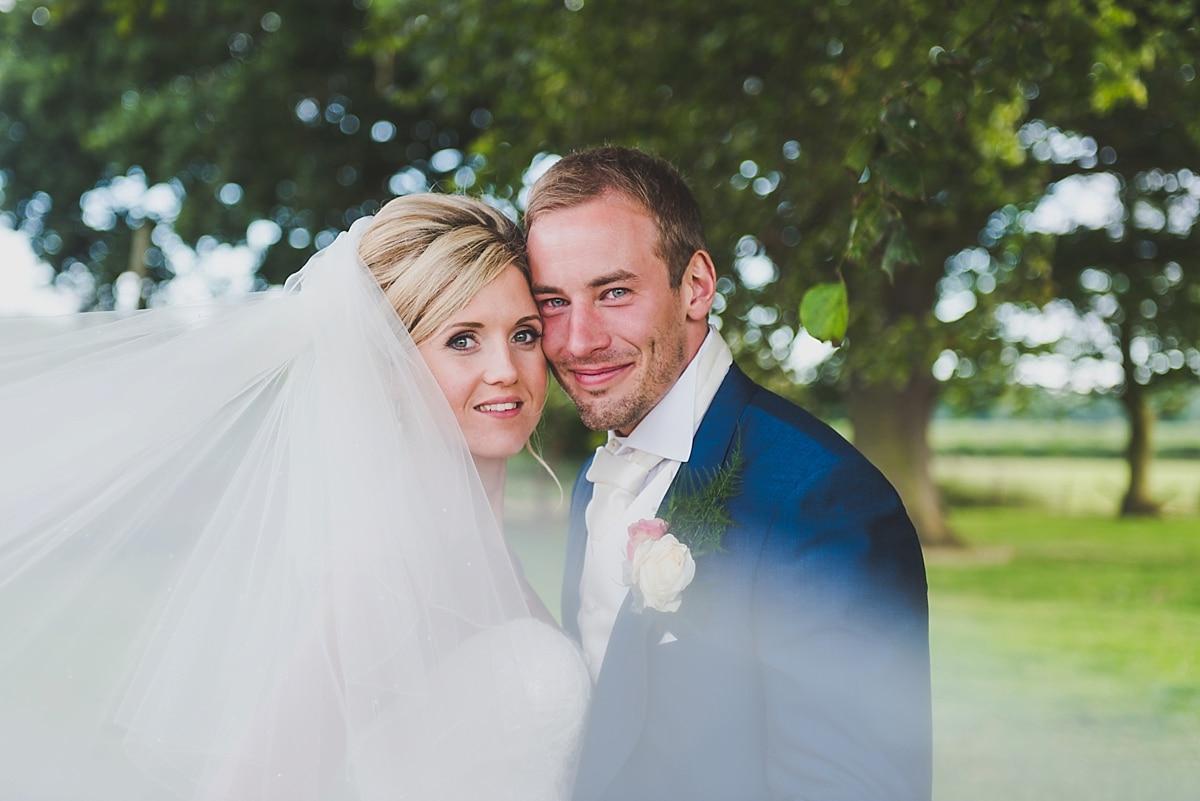 Worcestershire marquee wedding