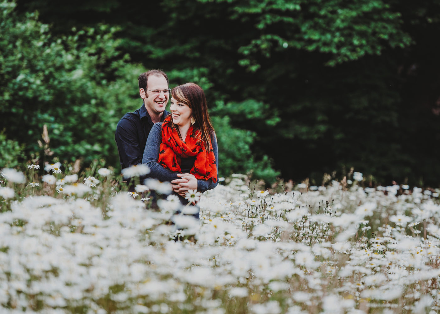 Shropshire engagement shoot | Ruth & Adam