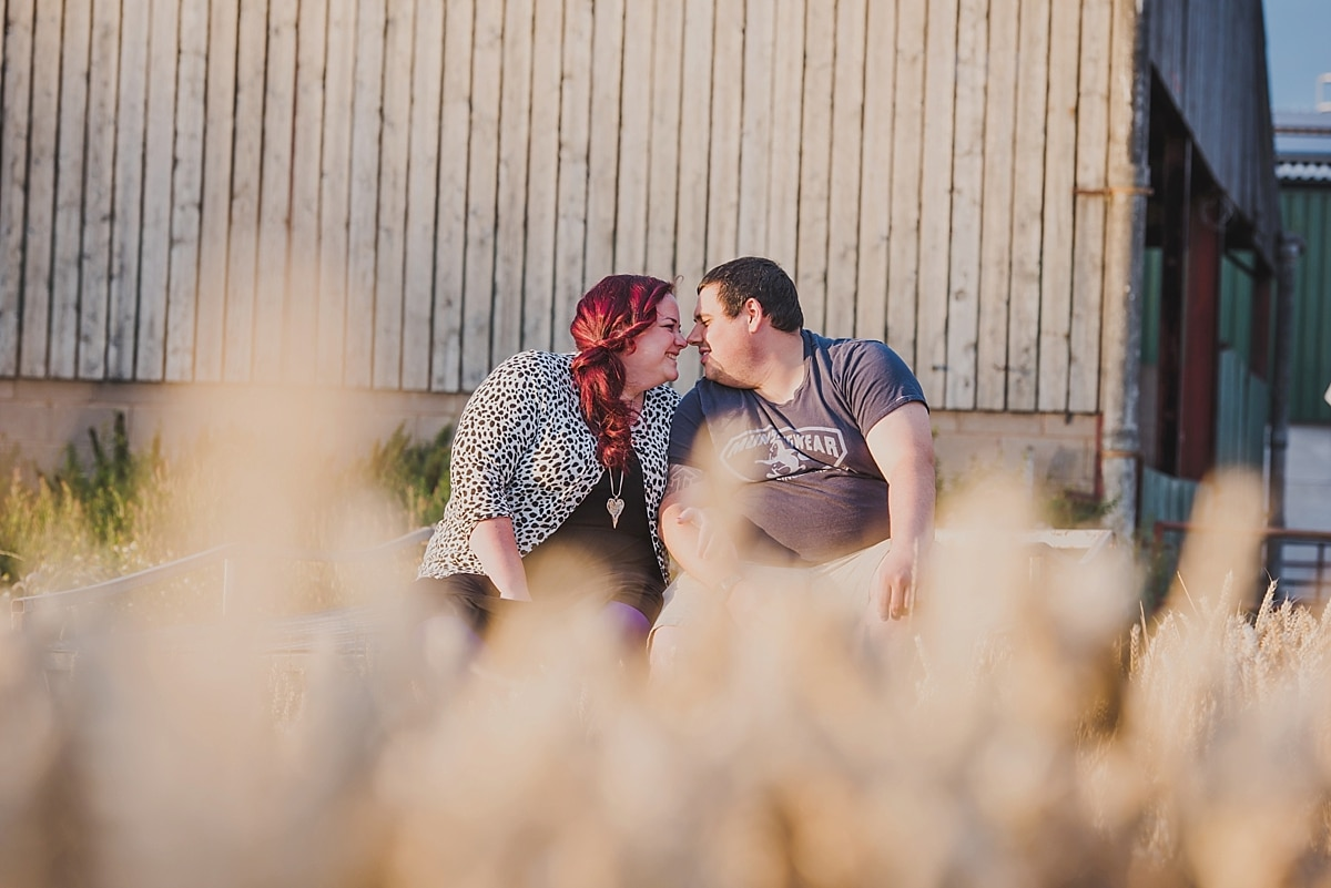 Shrewsbury Engagement shoot