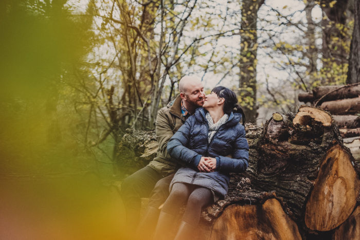 Winter Engagement Shoot   Chris and Zofia