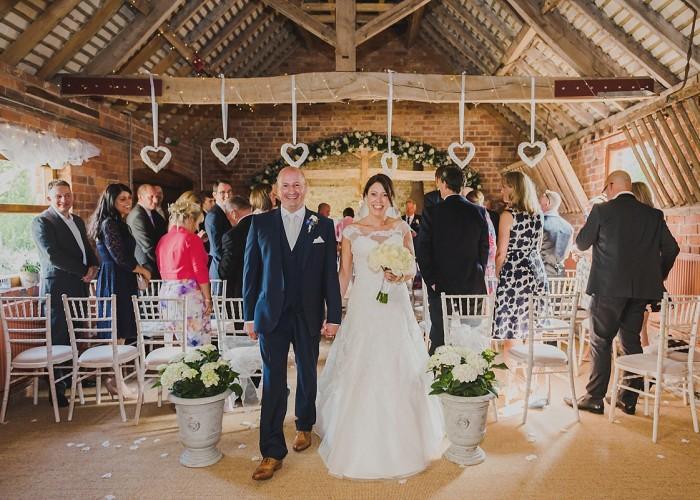 Old Downton Lodge Wedding | Tim & Janna