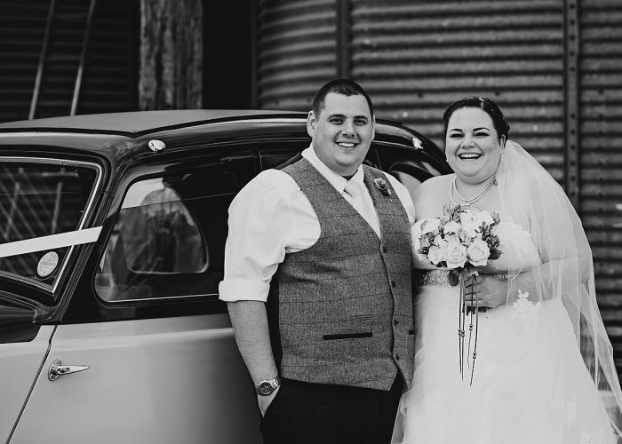 Family Farm Wedding Day in Shropshire | Kirsty & Richard