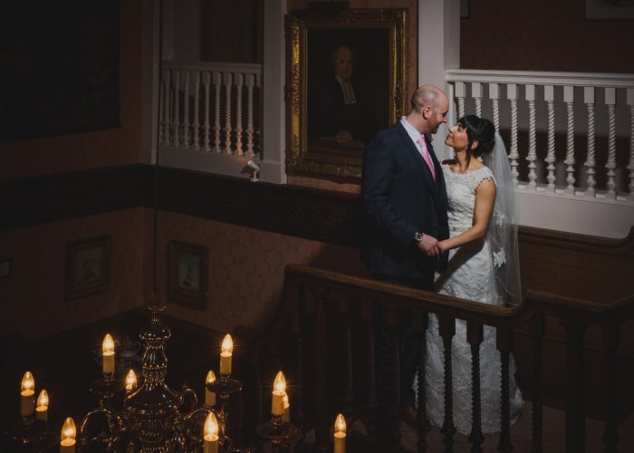 Shropshire wedding photographer | Chris & Zofia