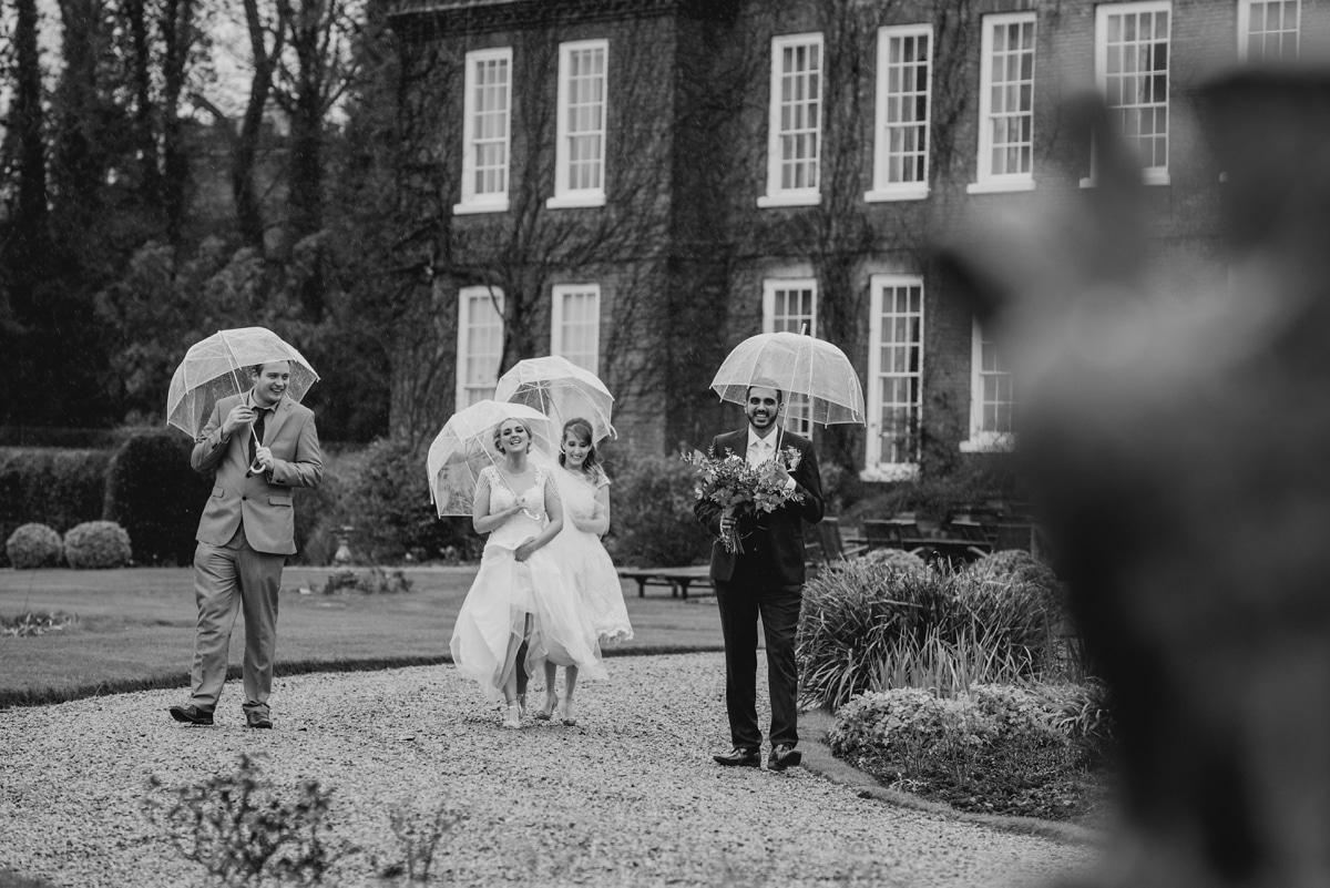 Barn wedding Shropshire
