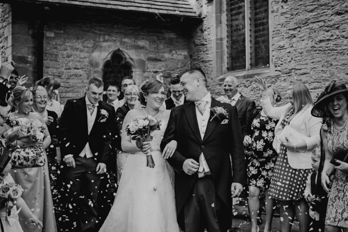 Ludlow Wedding | Sam & Katrina